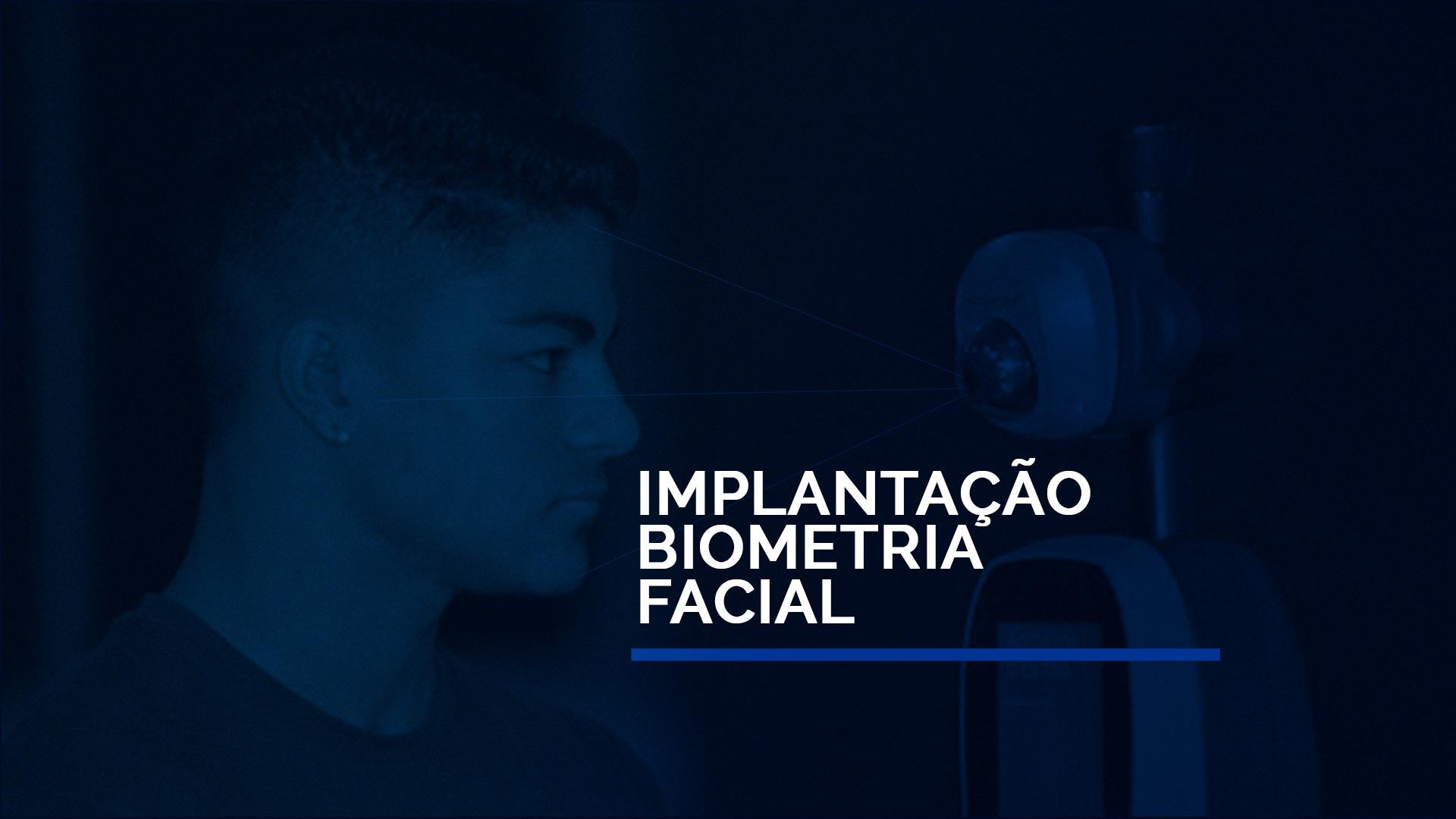 Biometria Facial Sindpass